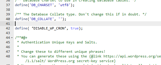 salt key generator php